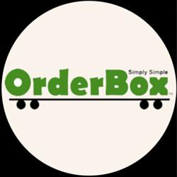 OrderBox Trademarked Company Logo